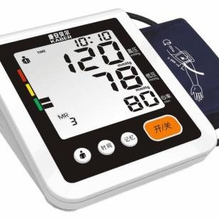 家用电子血压计常见问题图片