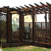 六盘水防腐木花架加工安装 ,六盘水专业的户外木制品生产定做产商批发