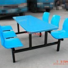 靠背餐桌 学生食堂餐桌餐椅