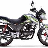 新大洲本田战豹150摩托车跑车街车图片