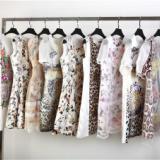 供应深圳百图品牌名品折扣店尾货服装女装服装衣服市场那里有