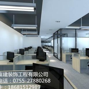 深圳创意办公空间设计图片