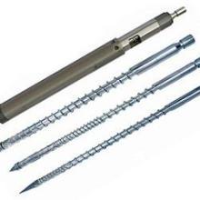 供应芜湖注塑机螺杆炮筒适用于南嵘,今机,宗伟,华钦,精机,联塑,台塑批发