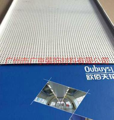 条形铝扣板图片/条形铝扣板样板图 (2)