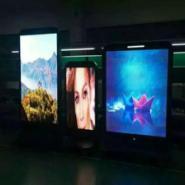 与手机同步的3G智能无线wifi广告机图片