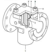 供应FigB34碳钢'T'型或篮式过滤器批发