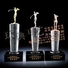 供应广州高尔夫合金水晶奖杯应 广州高尔夫合金水晶奖杯  高尔夫水晶奖杯图片