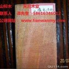 供应青海山樟木栈道报价2 山樟木板材价格图片