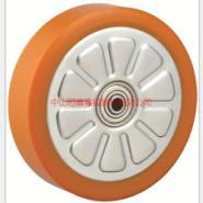 重型钢芯PU单轮图片