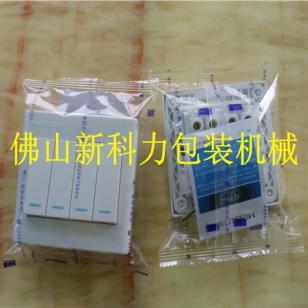 上海开关面板包装机图片