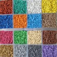 EPDM橡胶颗粒图片