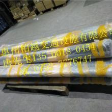 供应白沙车库防撞杆白沙反光止退杆价格琼中烤漆高光挡轮杆规格、尺寸应图片