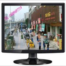 供应安防液晶监控显示器 15寸安防液晶监控显示器图片