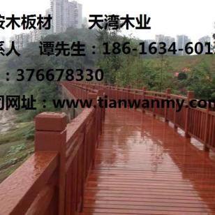 郑州柳桉木花架加工商图片