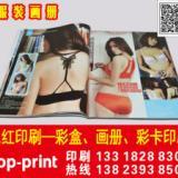 供应产品画册印刷飞红印刷公司