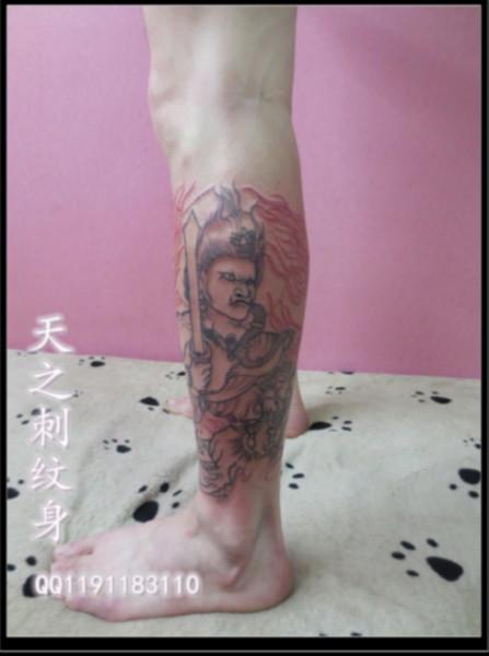 供应不动明王纹身手稿,眼睛纹身,班诺纹身,图腾纹身,青岛纹身
