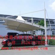 宁波膜结构车棚杭州汽车棚设计图片