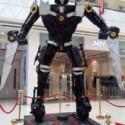 辽宁变形金钢铁大黄蜂模型展示租售图片