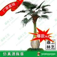 仿真棕榈树·玻璃钢·酒瓶葵 SL-ZL-8图片