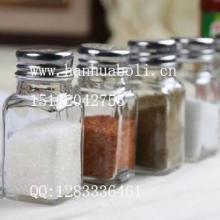 供应厂家调料瓶食品玻璃瓶厨房用品瓶徐州生产定做玻璃瓶