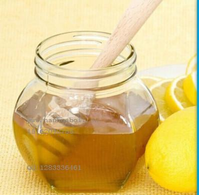 供应徐州生产蜂蜜瓶酱菜瓶玻璃瓶果酱瓶罐头瓶定做销售价格