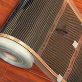 供应地暖安装上海地暖安装公司韩国电热膜地暖碳纤维地热膜