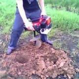 供应绿化苗木植树挖坑机大动力挖坑机-
