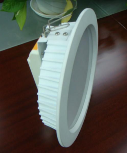 8寸LED筒灯外壳批发采购价格