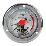 YNXC-100耐震电接点压力表厂家直销图片