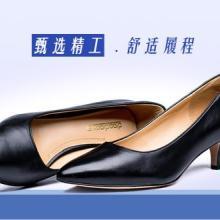 供应调调挖舒适职业女鞋,百搭细跟女皮鞋,尖头高跟鞋,单鞋批发