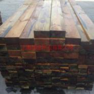 上海碳化木图片