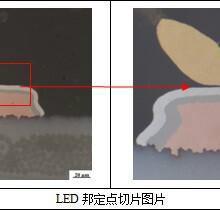 供应LED器件测试项目
