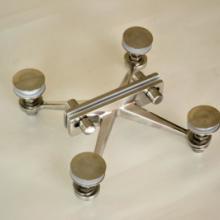 供应K型驳接爪/不锈钢驳接爪304材质K型驳接爪/不锈钢驳接爪304材质,图片