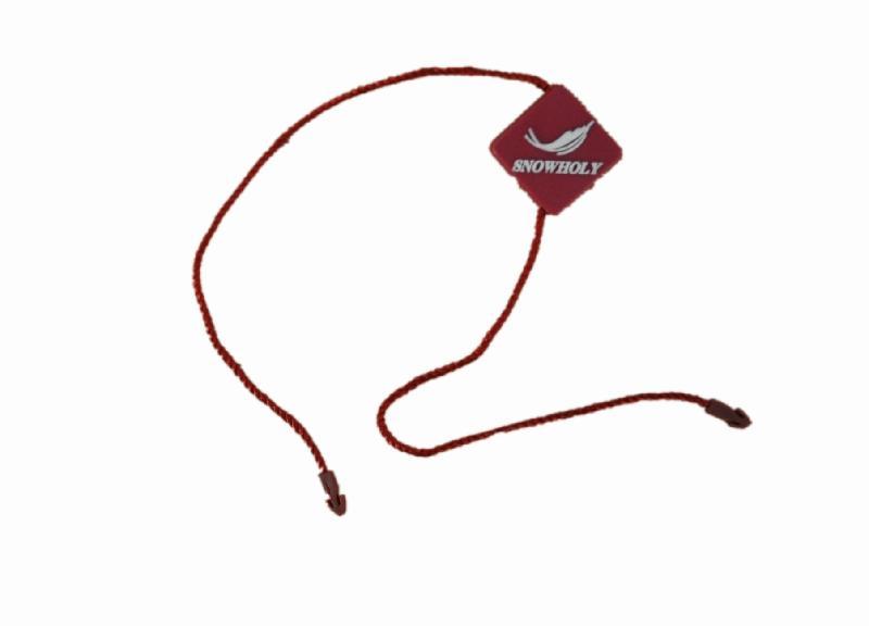 吊牌服装辅料 ,具有口碑的红色吊粒红色吊粒踩