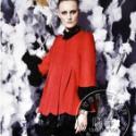 供应韩版女装加大码 2014新款秋冬装毛呢外套中长款羊绒妮子大衣