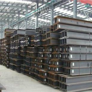 莱钢400*200H型钢低价销售临沂H钢图片