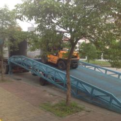 濟南市叉車裝卸平台厂家供應叉車裝卸平台