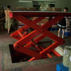振陽固定式升降平台.液壓升降機.家用升降貨梯