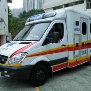 北京120长途救护车出租中心图片