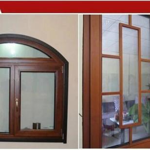 徐州贾汪高档铝木复合窗图片