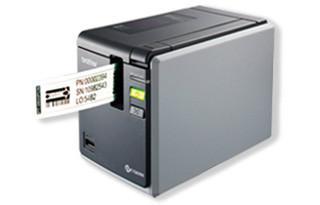 供应兄弟网络电脑标签机PT-9800PCN