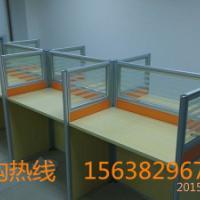 供应河南漯河哪里卖屏风隔断办公桌,电脑桌厂家,工位桌定做找展鸿家具