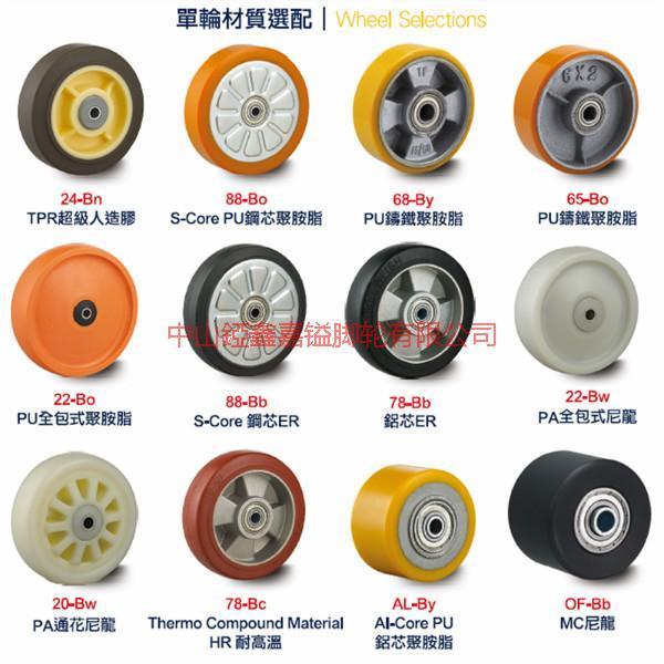 5寸工业脚轮图片/5寸工业脚轮样板图 (4)