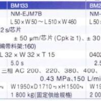 供应松下BM123贴片机广东最低价格/BM221,BM133系列贴片机价格最低供应
