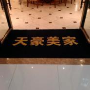 湖北武汉广告门垫地垫定制定做图片