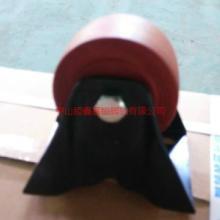 供应低重心布纤维290度耐高温定向脚轮-广东中山低重心高温轮生产厂家批发