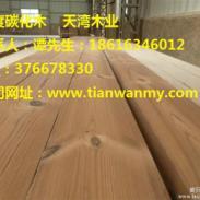 广州深度碳化木规格板材图片