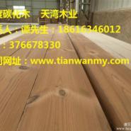 安徽深度碳化木景观板材图片