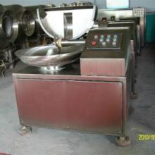 供应得利斯培根火腿斩拌机ZB125斩切/乳化产品