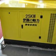 伊藤25KW燃气发电机YT25REG-ATS报价